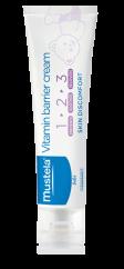 Mustela Vitamin Barrier Cream 123 100ml