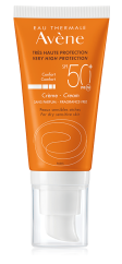 Avène SPF50+ Fragrance-Free Cream