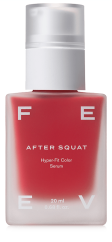 FEEV Hyper-Fit Color Serum; After Squat