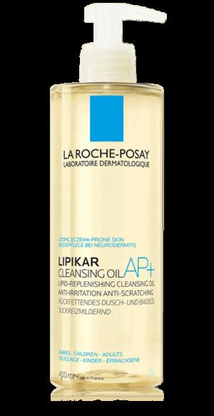 La Roche-Posay Lipikar Cleansing Oil AP+