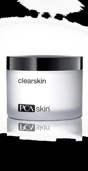 PCA Skin Clearskin, acne prone, moisturiser, dermatologist, south africa, breakouts, pimples, moisturiser