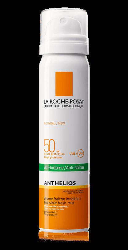 La Roche-Posay Anthelios Anti-shine Invisible Fresh Mist SPF50