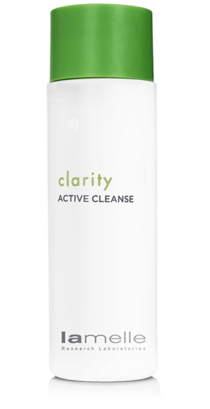 lamelle, clarity, cleanser, south africa, oily skin, acne skin, dermatologist