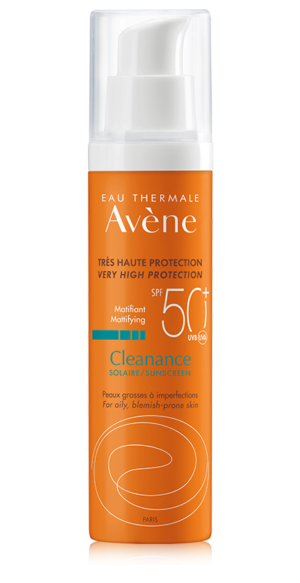 Avène SPF50 Cleanance Cream
