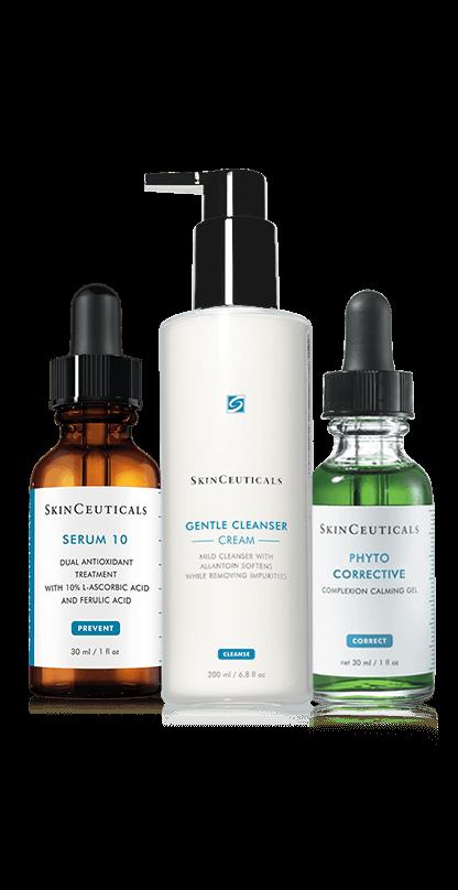 SkinCeuticals Sensitive & Ageing Set