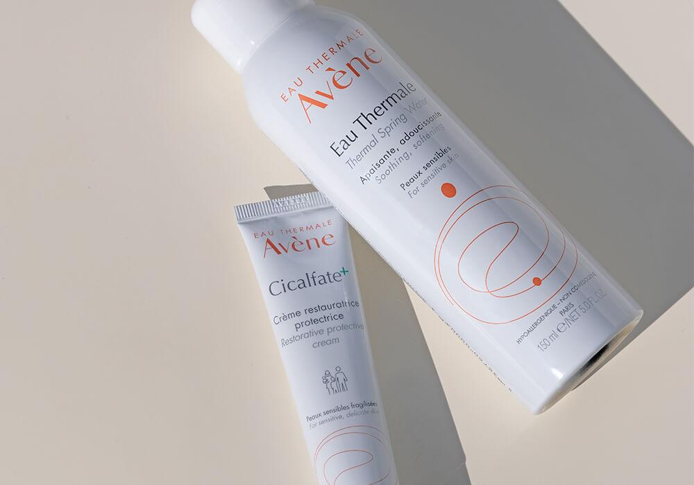 Avene Thermal Spring Water, Avene Cicalfate Cream